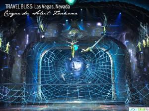 Las Vegas Cirque du Soleil Zarkana