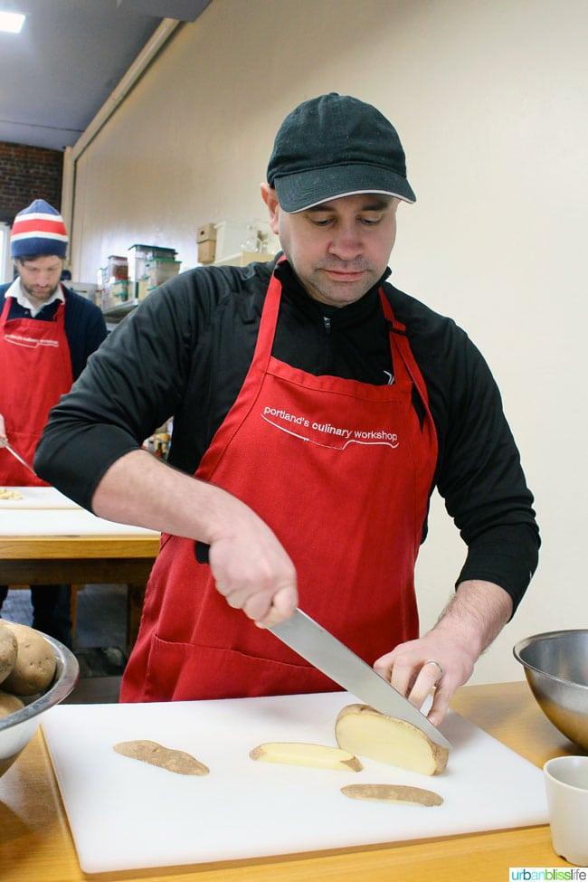 Portland Culinary Workshop