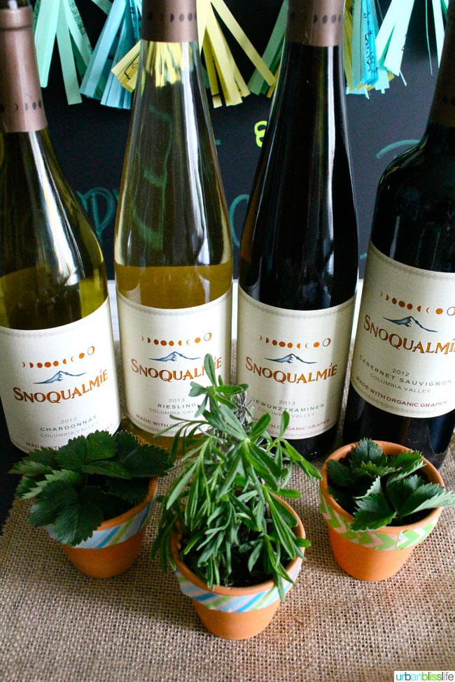 Snoqualmie Organics Wines