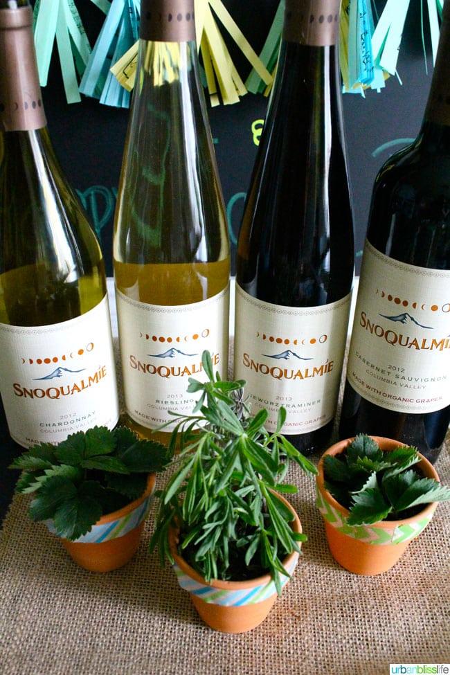 Snoqualmie Eco Wine Whites