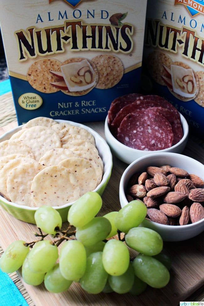 Last Minute Healthy Snack Platters