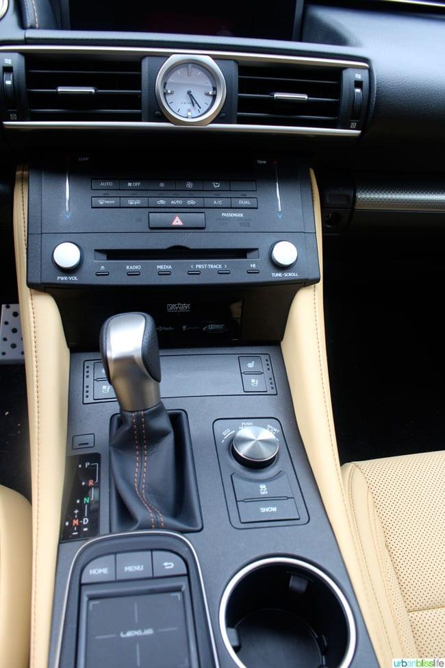 Lexus RC350 F-Sport car review