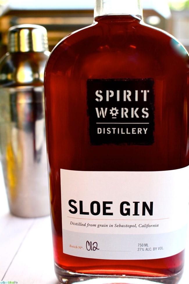 SpiritWorks Distillery Sloe Gin