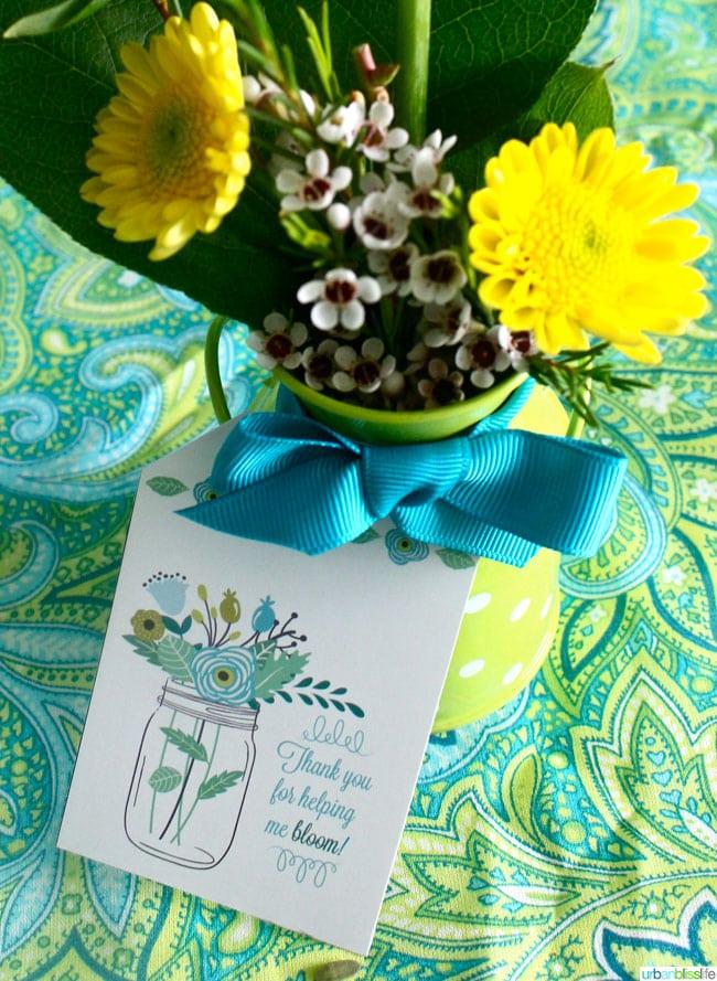 Teacher Appreciation Bloom Printable by UrbanBliss1