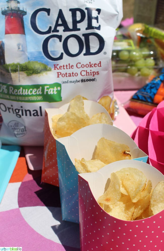 cape cod chips