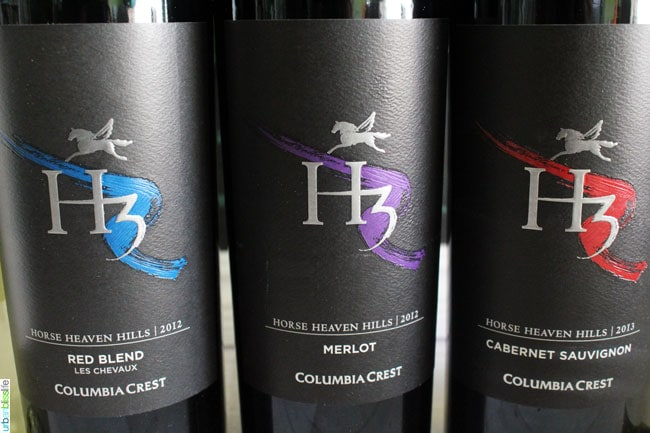 H3 Red Wines
