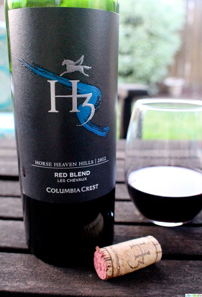 H3 Red Blend