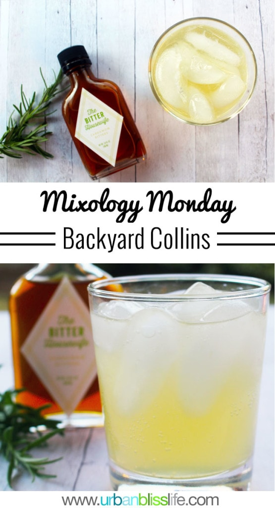 Mixology Monday: The Backyard Collins