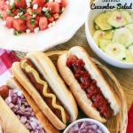 Summer Side Salad Recipes on UrbanBlissLife.com