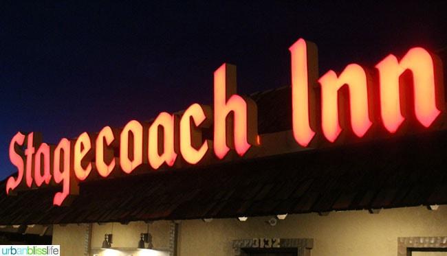 Stagecoach Inn restaurant in Boise, Idaho on UrbanBlissLife.com