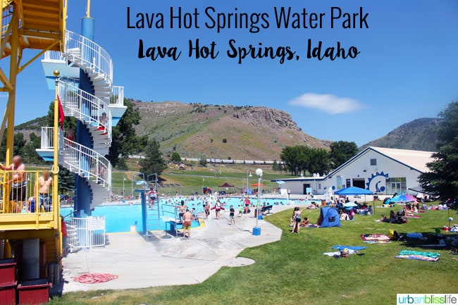 Travel Bliss: Lava Hot Springs, Idaho on UrbanBlissLife.com
