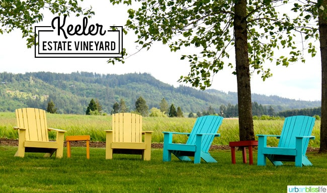 Keeler winery on UrbanBlissLife.com