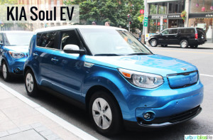 Kia Soul EV car review on UrbanBlissLife.com