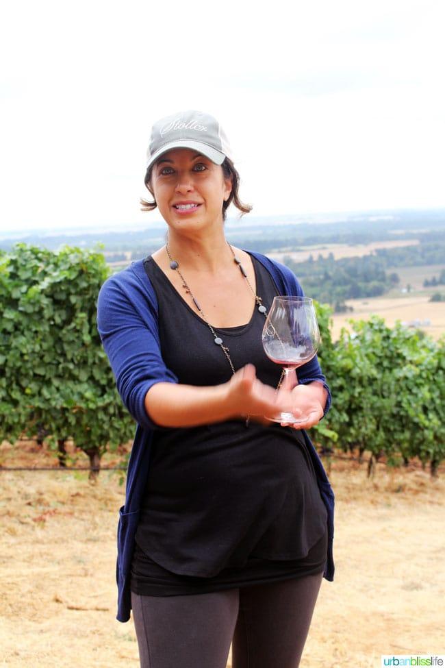 Stoller Family Estate Vineyard & Winery on UrbanBlissLife.com