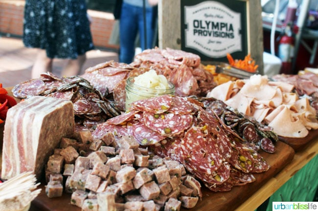 Feast Portland 2015 olympia provisions meat