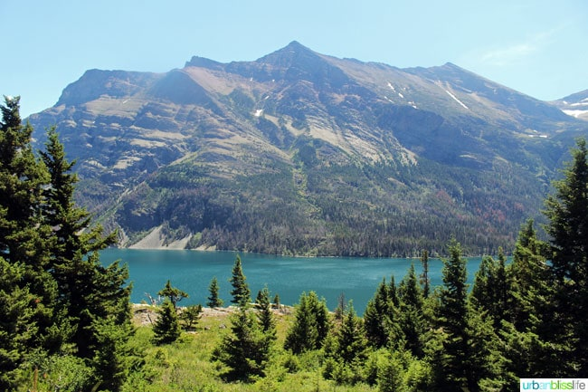 Travel Tips to Glacier National Park in Montana on UrbanBlissLife.com