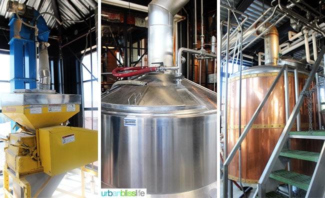 brewing machinery