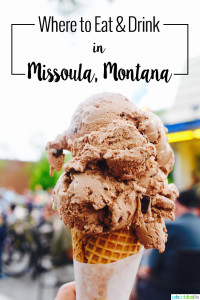Where to Eat & Drink in Missoula, Montana on UrbanBlissLife.com
