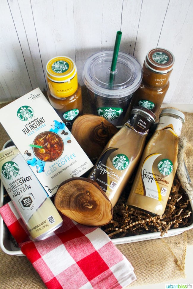 Soul Sunday with Starbucks Iced Coffee on UrbanBlissLife.com