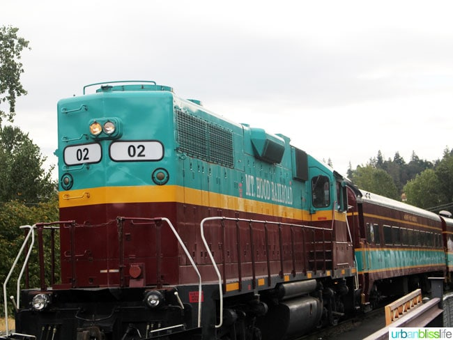 Travel Bliss: Mount Hood Railroad Excursions