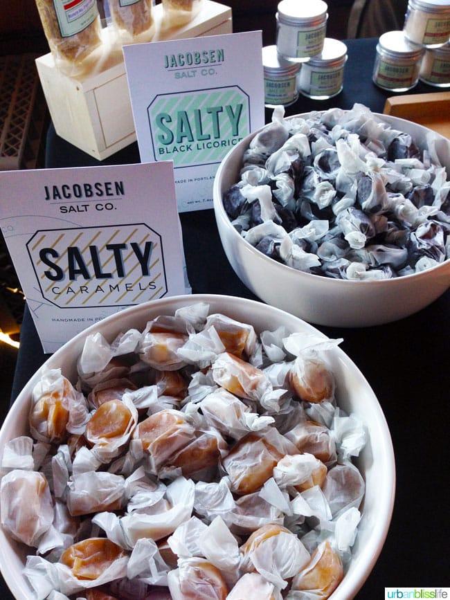 jacobsen salt caramels