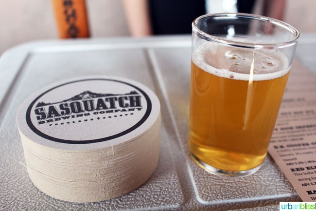 sasquatch beer