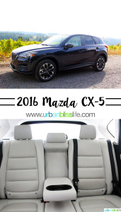 2016 Mazda CX-5 Car Review on UrbanBlissLife.com