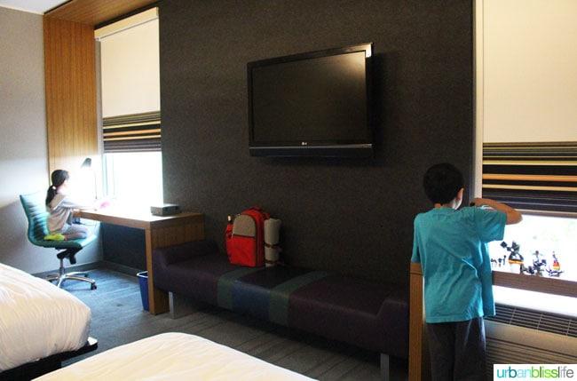 Where to Stay in Portland, Oregon: ALoft Hotel