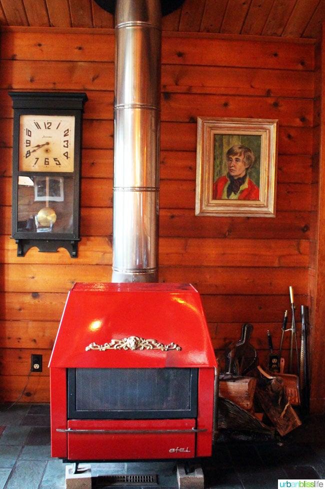 Oregon Coast Glamping - The Mpntgomery House