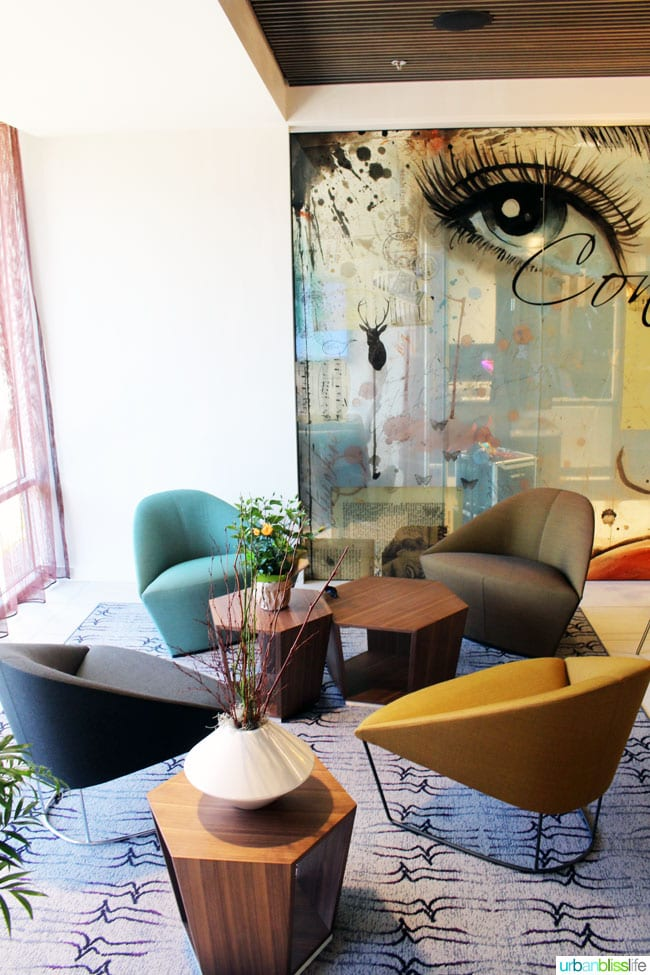 Cool Hotels in Portland, Oregon: Hotel Eastlund