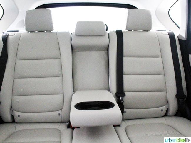2016 Mazda CX-5 Grand Touring interior