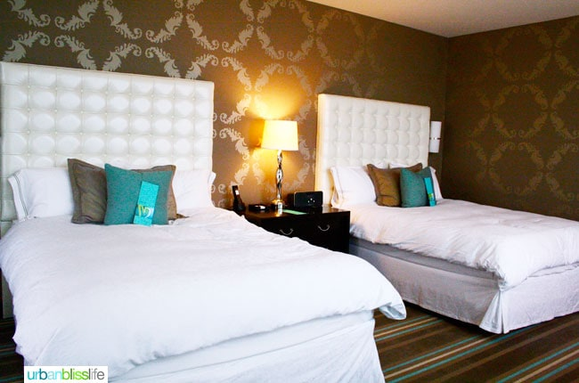 Where to stay in Portland, Oregon: The Nines Hotel