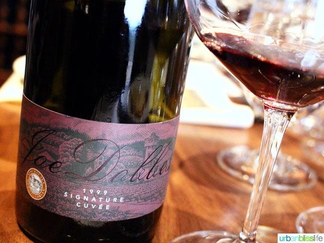 Willamette Valley Vineyards 1999 signature cuvee
