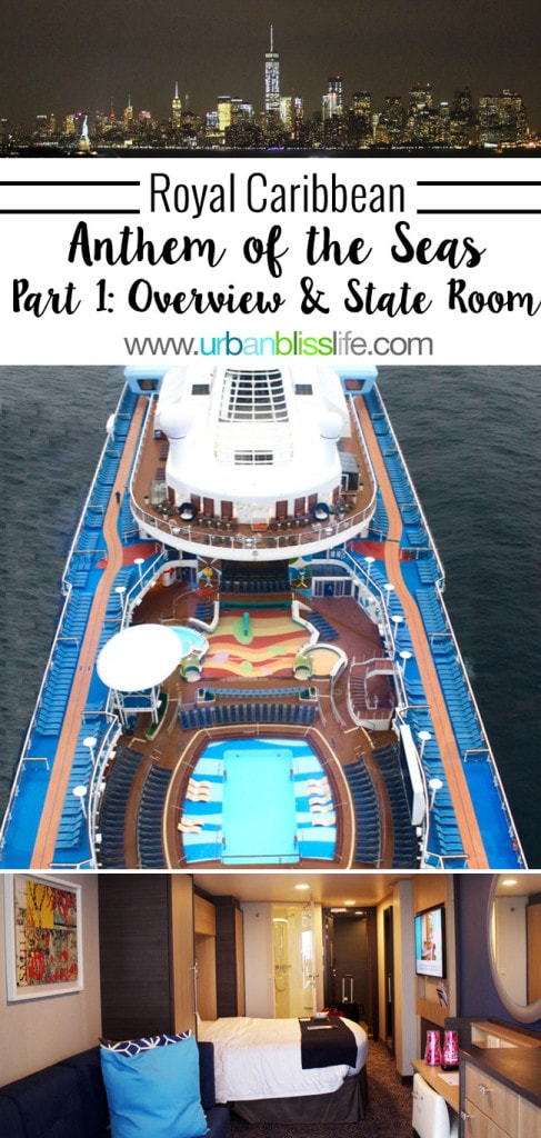 Travel Bliss: Royal Caribbean's New Anthem of the Seas Overview