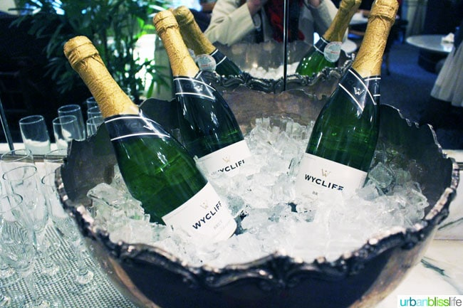 wine bliss sparkling wines to serve on new years eve