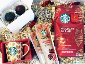 Starbucks Holiday on UrbanBlissLife.com