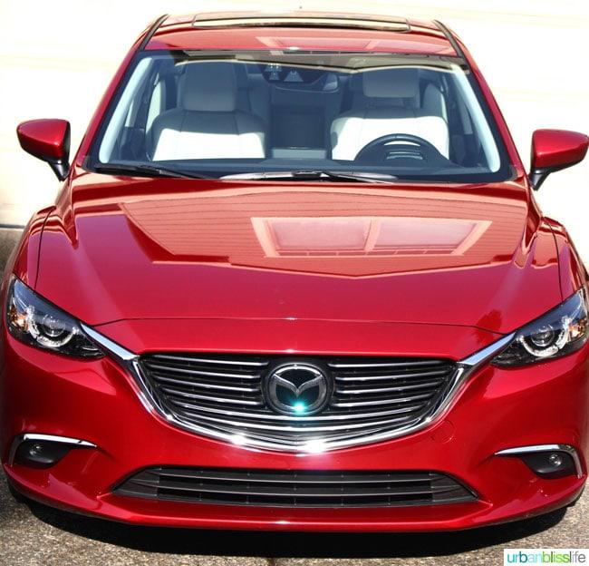 2016 Mazda 6 exterior