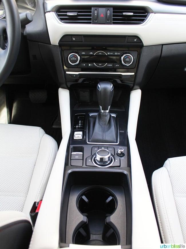 2016 Mazda 6 review: interior
