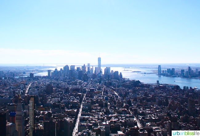 What to do in NYC for a Day: empire state building