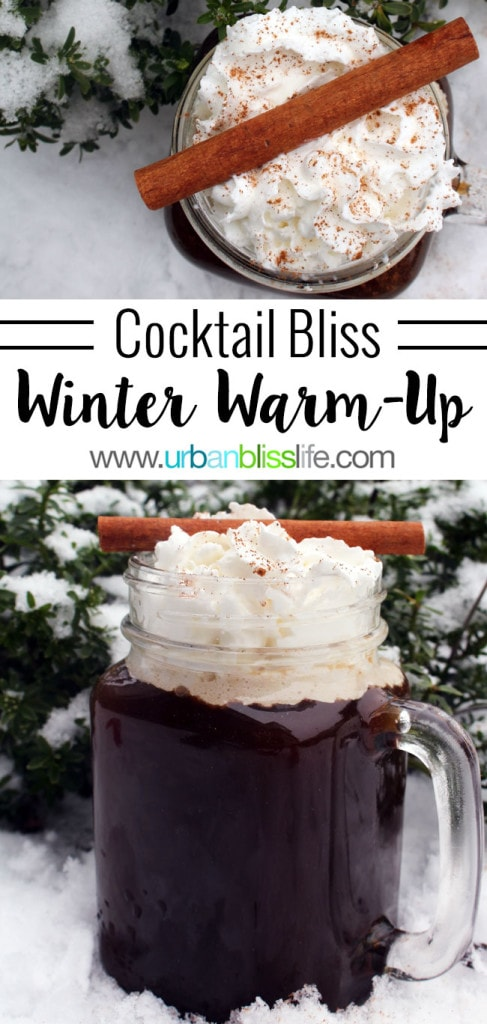 Cocktail Bliss: Winter Warm-Up