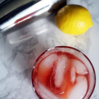 Bourbon Renewal cocktail recipe on UrbanBlissLife.com