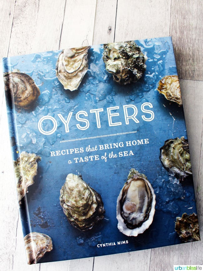 oysters book