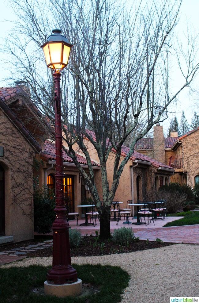 Vintners Inn outside