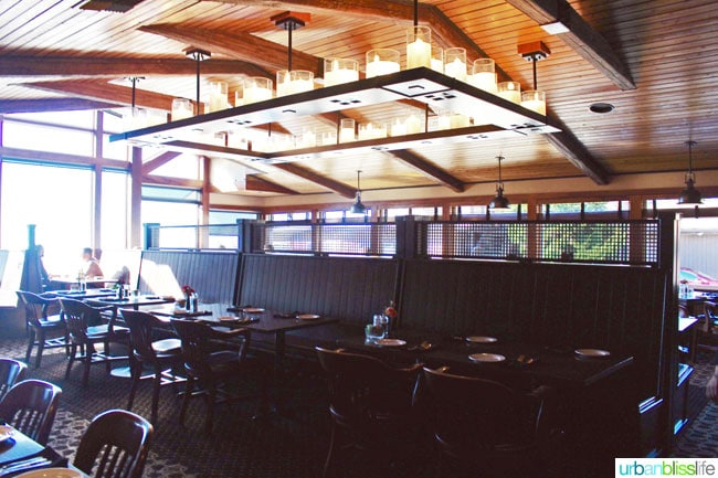Travel Bliss Wayfarer Restaurant Cannon Beach Oregon