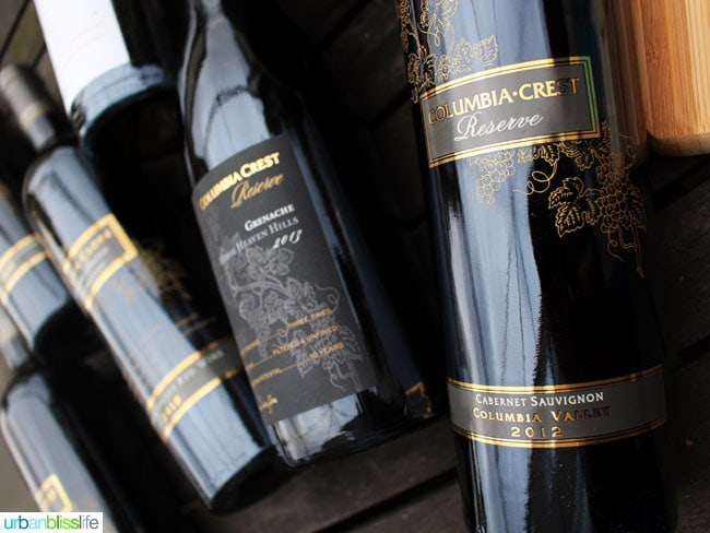 Wine Bliss: Reserve Wines and Columbia Crest Reserve