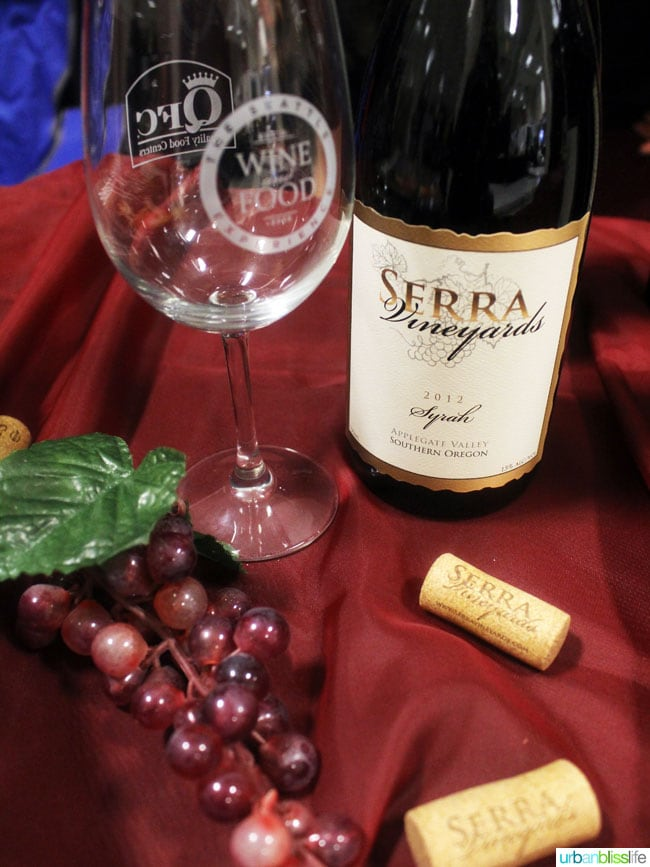 serra vineyards syrah
