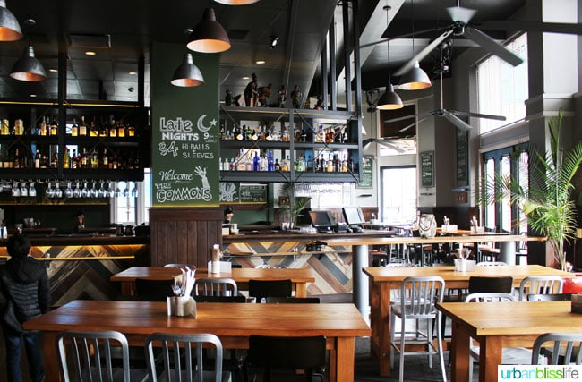 Where to Eat & Drink in Victoria BC: 10 Acres Restaurant, on UrbanBlissLife.com
