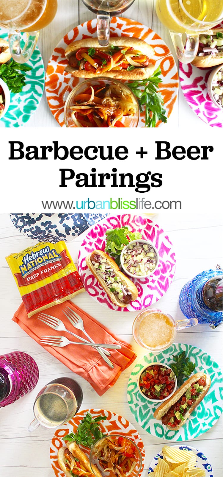 barbecue and beer pairings
