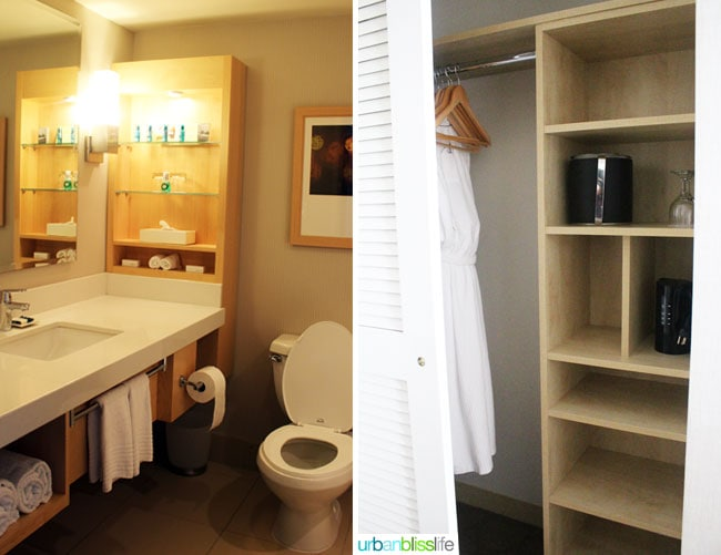 Bathroom Sinks Victoria Bc travel bliss: delta victoria ocean pointe resort & spa - urban