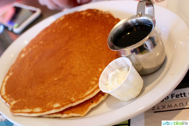 Where to Eat & Drink in Victoria BC: Flloyd's Diner, on UrbanBlissLife.com